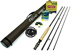 Echo Carbon XL 490-4 Fly Rod Outfit (4wt, 9'0
