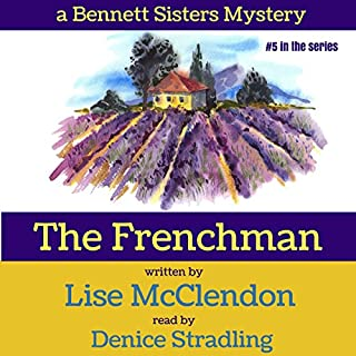 The Frenchman audiobook cover art