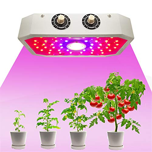 ZMHS LED Grow Lights Full Spectrum Dimmable 1000W Phyto Lamp for Indoor Hydroponic Greenhouse Flowers Vegetables Plant Tent Box