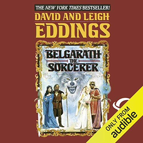 Belgarath the Sorcerer cover art
