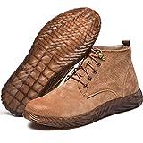 Zapatos de seguridad Calzado de seguridad, Punta Acero Zapatos de seguridad y botas de trabajo de media suela de Kevlar, ligero y transpirable zapatos de trabajo del instructor zapatilla de deporte De