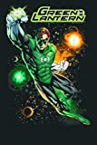 Green Lantern Galactic Guardian: Notebook Planner - 6x9 inch Daily Planner Journal, To Do List Notebook, Daily Organizer, 114 Pages