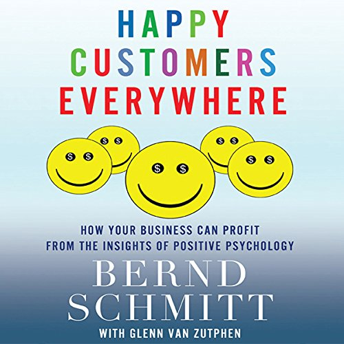 Happy Customers Everywhere audiobook cover art