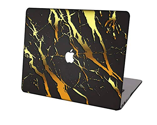 Laptop Case for Newest MacBook Pro 15 inch Model A1707/A1990,Neo-wows Plastic Ultra Slim Light Hard Shell Cover Compatible Macbook Pro 15 inch,Marble 20
