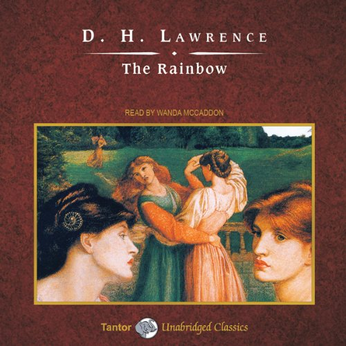 The Rainbow audiobook cover art