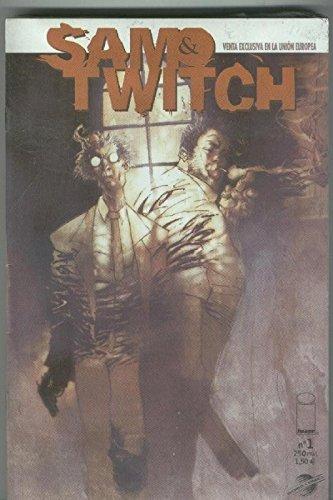 Sam Twitch volumen 1, coleccion