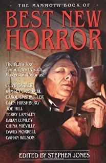 The Mammoth Book of Best New Horror: The Year's Best Terror Tales (0786718331) | Amazon price tracker / tracking, Amazon price history charts, Amazon price watches, Amazon price drop alerts