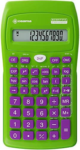 Hbno Taschenrechner, 56 Funktionen,...