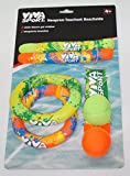 John Water Fun Neopren Tauchspielzeug Set Tauchringe Tauchbälle Tauchstäbe