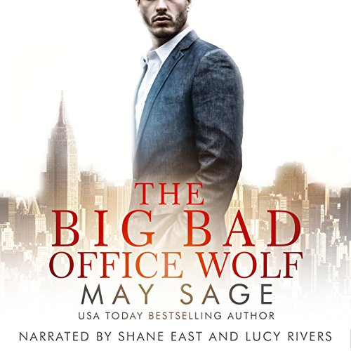 The Big Bad Office Wolf audiobook cover art