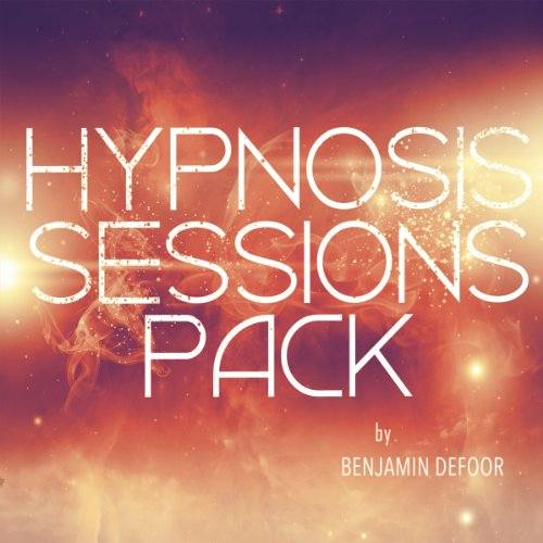 Hypnosis Sessions Pack audiobook cover art