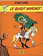 Lucky Luke, Tome 18 - Le bandit manchot de Morris
