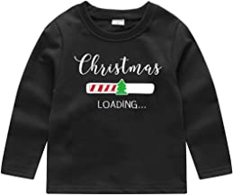 Toddler Christmas Loading Outfit Pullovers