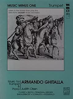 Beginning Trumpet Solos Volume Ii Armando Ghitalla (Music Minus One: Beginning Contest Solos) by Armando Ghitalla (2006-11-01)