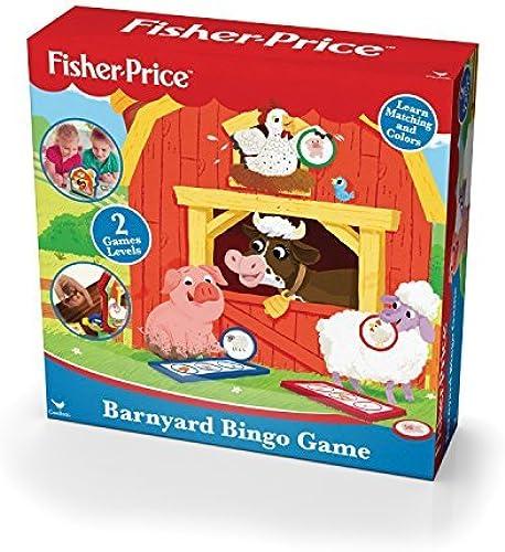 Barnyard Bingo Fisher Price Game by voituredinal