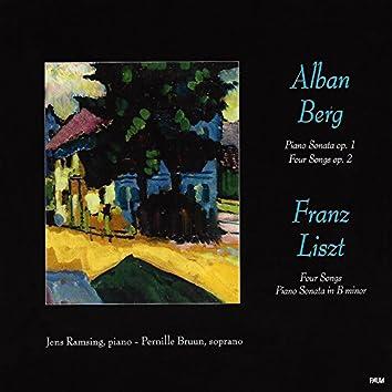 Alban Berg - Franz Liszt