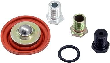 Best aem fuel pressure regulator rebuild kit Reviews