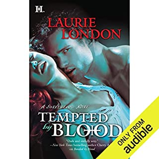 Tempted by Blood audiobook cover art