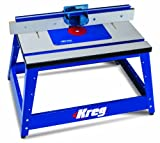 Kreg Router Table, Select, Blue