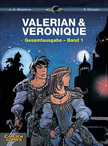Valerian und Veronique Gesamtausgabe 1 (1): Sammelband
