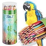Bolígrafo de acuarela profesional, lápiz de color profesional, lápiz de color, juego de lápices de color de madera,Materiales para dibujar y dibujar a lápiz, muy adecuados para adultos y niños.