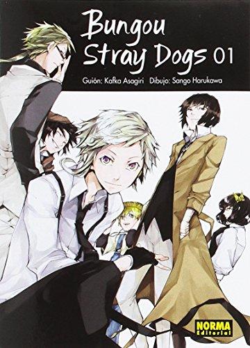 BUNGOU STRAY DOGS 01