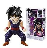 LXYY Originale Bandai Dragon Ball Son Gohan Boyhood Kid Era Super Saiya-Jin Sh Figuarts Collezione di Bambole Action Figure Model Kids Toy