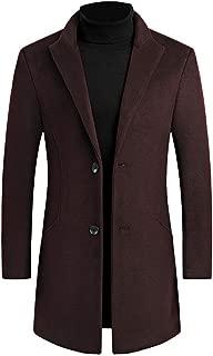 Men Quilted Parka Jacket Zip Hoodie Down Coat Solid Sherpa Jacket Overcoat