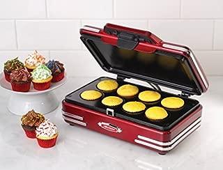Nostalgia RCKM700 Retro Series Mini Cupcake Maker by Nostalgia