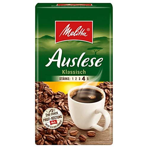 Melitta Kaffee gemahlen Cafe Auslese 500g