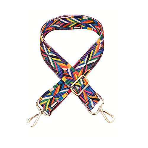 Umily Ajustable Universal Correa de Hombro Cinturón Bolsa Accesorios Bolso De Hombro Del Cinturón Recambio Desmontables Para Mujeres 80cm-140cm