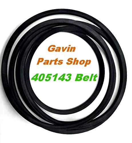 Gavin parts shop 405143 Mowers Deck Drive Belt fits AYP Craftsman Poulan Husqvarna 532405143 584453101 YTH2246TDR YTH22V46XLS YTH23K46 YTA22V46 YTH22V46