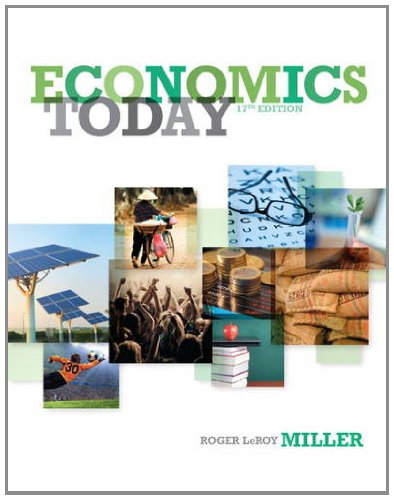 Best economics today the macro view 19th edition for 2020