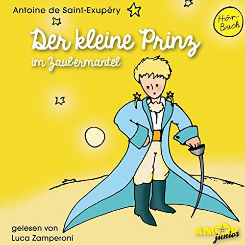 Der kleine Prinz im Zaubermantel Titelbild