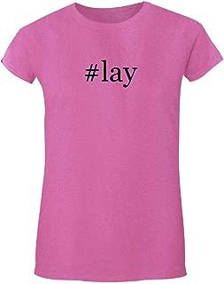 #lay - Soft Hashtag Women's T-Shirt