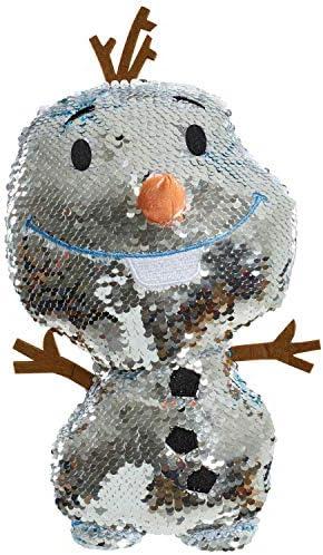 Disney Frozen 2 Reversible Sequins Large Plush Olaf product image