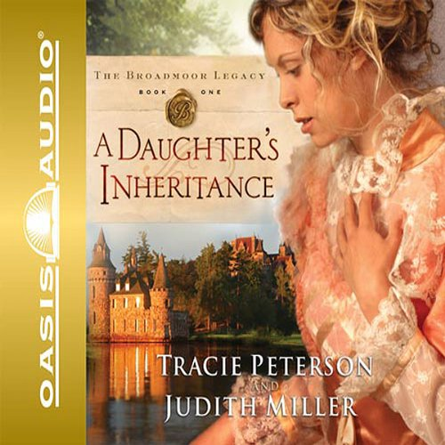 A Daughter's Inheritance audiobook cover art