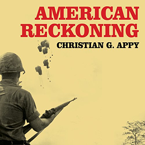 American Reckoning Audiobook By Christian G. Appy cover art