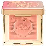 TOO FACED Peach Blur - Polvo de acabado translúcido