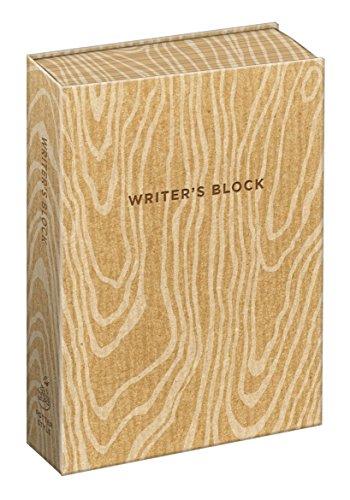 Writers Block Journal