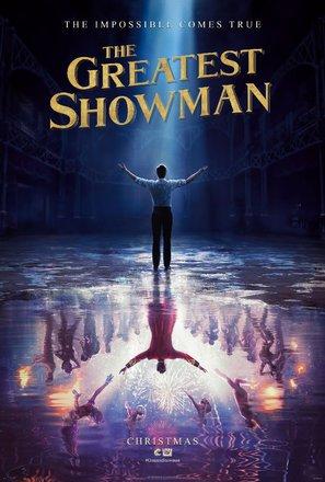 Poster The Greatest Showman - Hugh Jackman - U.S Movie Wall Poster Print - 30 x 43 cm