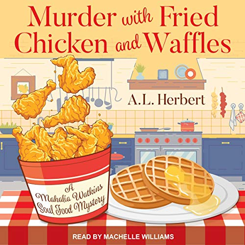 Murder with Fried Chicken and Waffles cover art