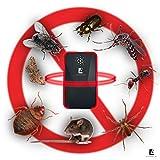 Répulsif Élimine les Parasites, Cafards, Punaises de Lit, Moustiques et Rats - Approprié Pour La Maison, Bureaux, Restaurants, Cabines, Entrepôts Et Écuries (Lot de 2)