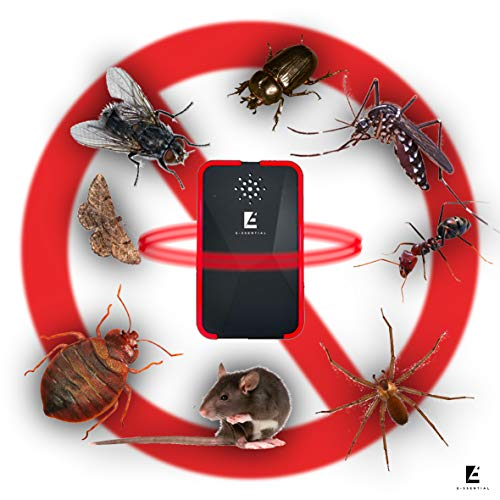 E-ssential Repelente Elimina Cucarachas ,Plagas, Chinches,...