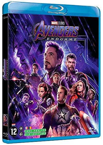 Blu-Ray Avengers : Endgame