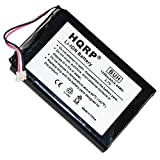 HQRP 1200mAh Battery Works with Garmin 361-00035-03 Nuvi 2450 2450LMT 2455 2455LMT 2455LT 2460 2460LMT 2475 2457 2457LMT 2460 2460LT 2497 2497LMT 361-00051-01 361-00061-02 GPS Navigator