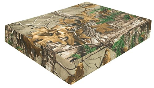 """Northeast Products Tree Stand Replacement Seat By Thermaseat, Realtree Edge Frame Frame, 18"""" x 14"""" x 3"""""""