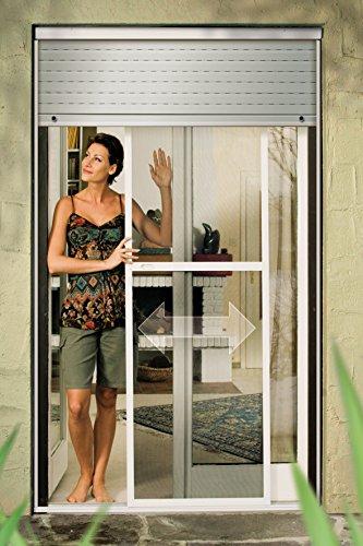 Schellenberg Insektenschutz Schiebetür für den Balkon