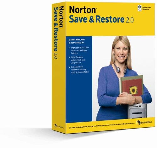 Norton Save & Restore 2.0