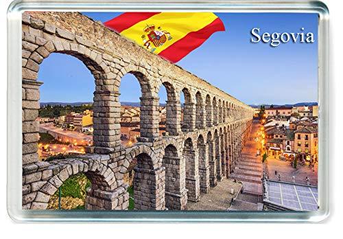 H312 Segovia Imán para Nevera Spain Travel Fridge Magnet